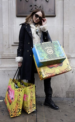 Versace for H&M: Victoria Bond exits Versace for H&M