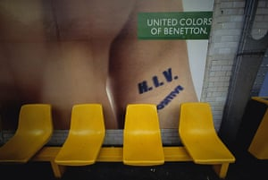 Benetton adverts: Benetton Advertising Campaign