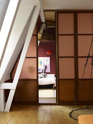 Copenhagen house: Bedroom