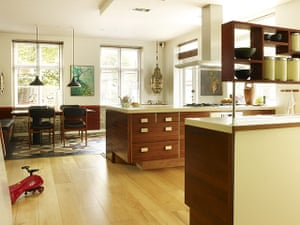 Copenhagen house: Kitchen/dining room