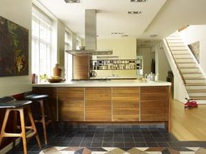 Copenhagen house: Kitchen