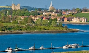 Lets Move To Rochester Kent Money The Guardian