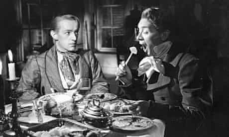 Alec Guinness and John Mills in David Lean's 1946 film of Great Expectations