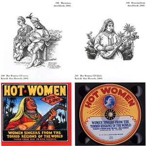 Complete Record Cover: Hot Women - Women Singers from the Torrid Regions of the World