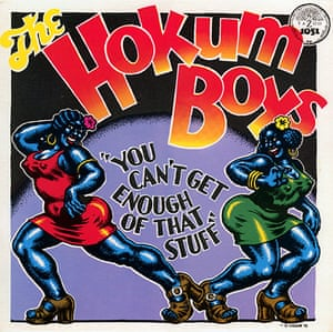 Complete Record Cover: The Hokum Boys- You Can't Get Enough of That Stuff