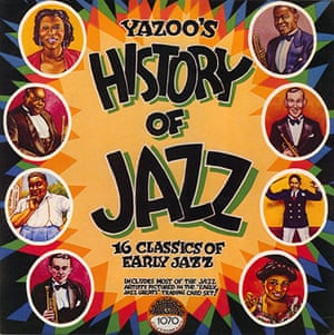 Complete Record Cover: Yazoo's History of Jazz