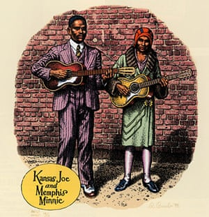 Complete Record Cover: Kansas Joe and Memphis Minnie