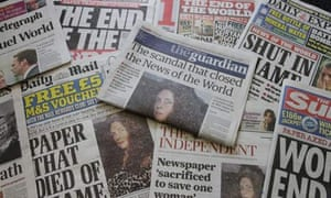 Digital growth newspapers