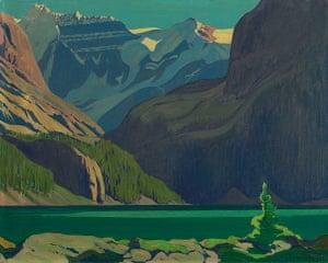 Tom Thompson: Lake O'Hara