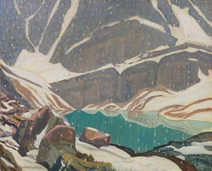 Tom Thompson: Mountain Solitude