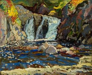Tom Thompson: The Little Falls