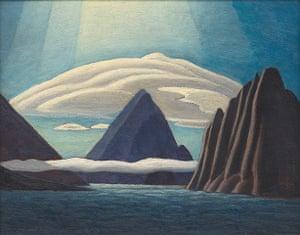 Tom Thompson: Albert Harbour, North Baffin Island