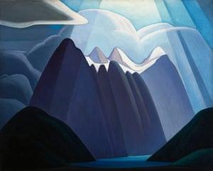 Tom Thompson: Untitled Mountain Landscape