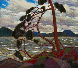 Tom Thompson: The West Wind