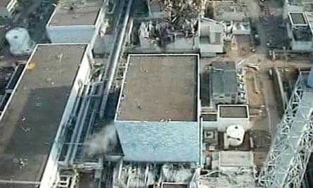 Fukushima's No 2 reactor