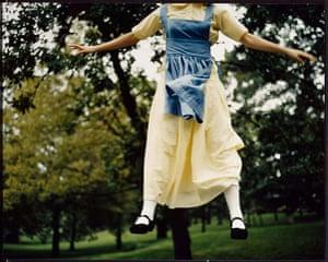Alice in Wonderland Tate: Untitled #6 (Wonder) 1996 by Anna Gaskell