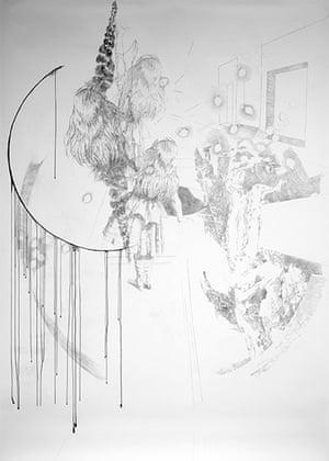 Alice in Wonderland Tate: A Broken Hill 2001 by Yifat Bezalel