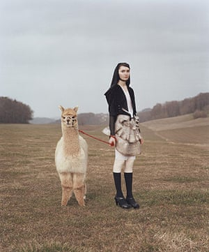 Taylor Wessing Prize 2011: Tatiana and Belene from the series Venus & Furs, 2011 by Yann Gross