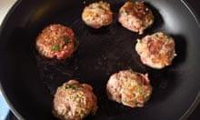 Angela Hartnett and Silver Spoon meatballs