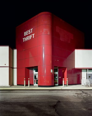 Brian Ulrich exhibition: Best Thrift, 2010, from Dark Stores from 'Is This Place Great or What'