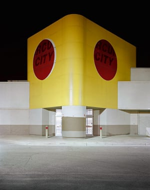 Brian Ulrich exhibition: Circuit City, 2008, from Dark Stores from 'Is This Place Great or What'