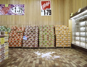 Brian Ulrich exhibition: Kenosha, WI, 2003 from Retail from 'Is This Place Great or What'