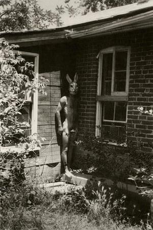 Alice in Wonderland Tate: Untitled Boulder Colorado 1972 - 1975 by Francesca Woodman