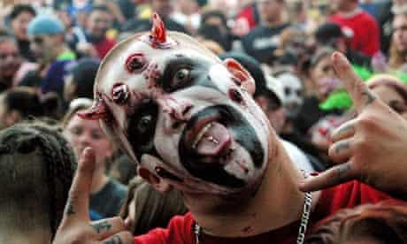 An Insane Clown Posse fan