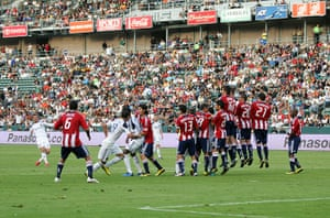 Beckham: Los Angeles Galaxy v Chivas USA