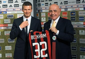 Beckham: (FILES) File photo taken December 20, 20