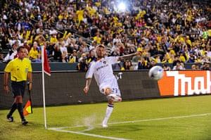 Beckham: 2009 MLS Conference Semifinals