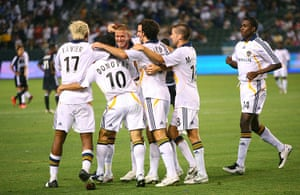 Beckham: 2007 SuperLiga - D.C. United vs Los Angeles Galaxy - August 15, 2007