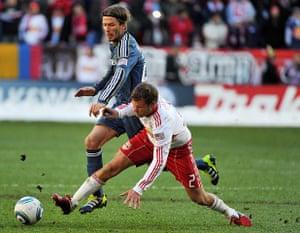 Beckham2: Los Angeles Galaxy v New York Red Bulls - 1st Leg