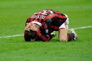 Beckham2: AC Milan v AC Chievo Verona - Serie A