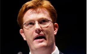 Danny Alexander pensions reform
