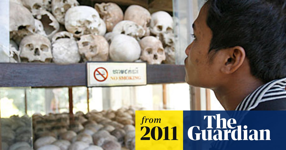 Cambodia criticises Vice over images of Khmer Rouge