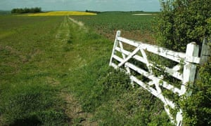 Field, north-east Hertfordshire