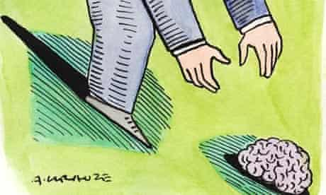 Krauze cartoon