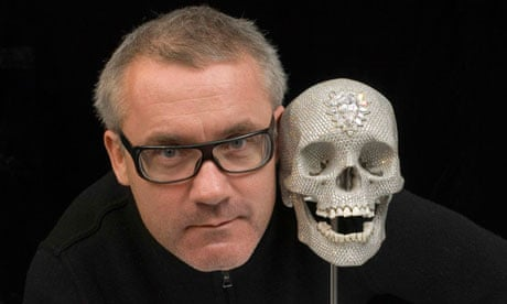 For the love of Damien Hirst  Tate Modern hosts first UK retrospective    Art and design   The Guardian 8943d472ac0