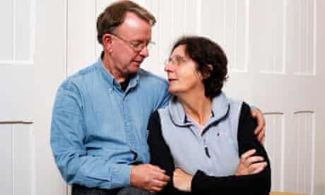 Keith and Elaine dementia