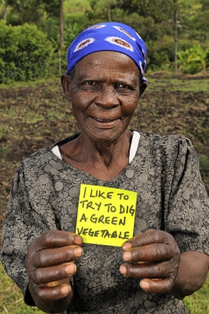 Kenyan farmers: messages to Durban for COP17