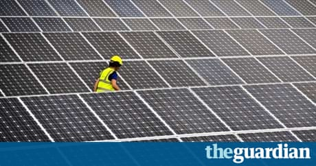 Us To Impose Tariff On Chinese Solar Panels In Victory For