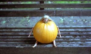 Pumpkin by David Shrigley