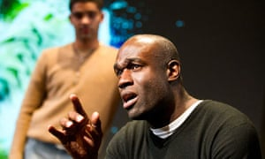 the riots tricycle theatre