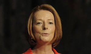 Julia Gillard, the Australian prime minister, has pushed through the lower house a mining tax