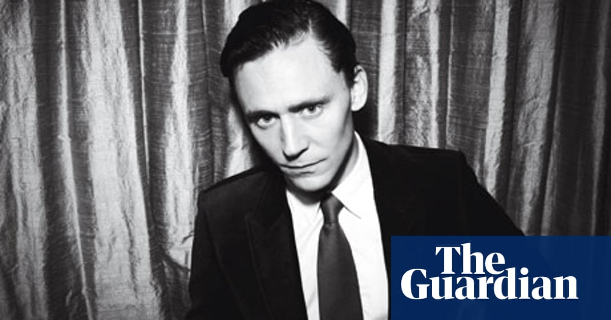 Tom Hiddleston: 'I never wanted to be the go-to guy for tails and