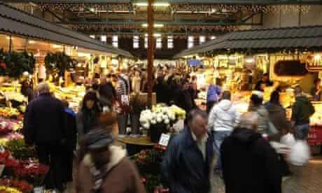 Bolton Market, Lancashire