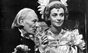 Undated file of William Hartnell, who starred in the original series of the BBC television drama 'Doctor Who