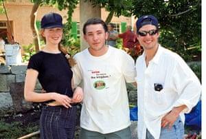 Richard Simpkin photos: Richard Simpkin with Nicole Kidman and Tom Cruise in 1996