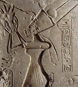 Ashmolean Museum: Nefertiti